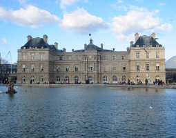 Paris Architecture, France, Luxembourg Palace