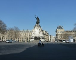 Paris Architecture, France, Place de la Republique