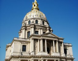 Paris Architecture, France, Eglise du Dome