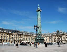 Paris Architecture, France, Place Vendome
