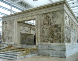 Rome Architecture, Italy, Ara Pacis