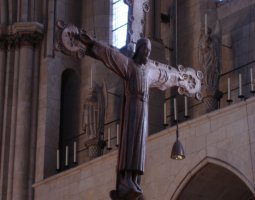 Saint Paulus Dom, Munster, Germany, Crucifix