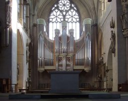 Saint Paulus Dom, Munster, Germany, Cathedral organ