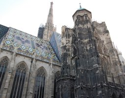 St Stephan Cathedral, Vienna, Austria, outside view