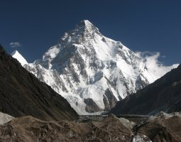 Tallest Mountains, K2, Mount Godwin Austen, Pakistan overview