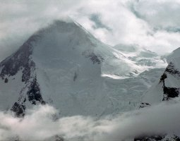 Tallest Mountains, K2, Mount Godwin Austen, Growing avalanche