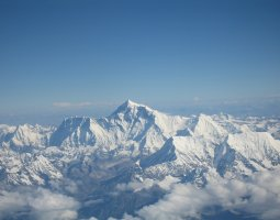 Tallest Mountains, Nepal, Mount Everest, Seen from Drukair