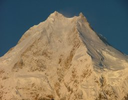 Tallest Mountains, Manaslu, Nepal, Himalaya, Seen from Lho