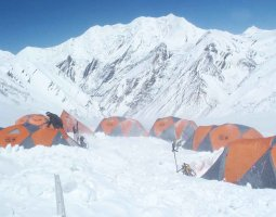 Tallest Mountains, K2, Dhaulagiri, View from basecamp