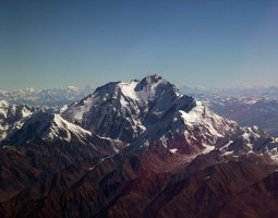 Tallest Mountains, Nanga Parbat, Pakistan, Air view