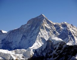 Tallest Mountains, Makalu West Face, Everest, View from Mera Peak