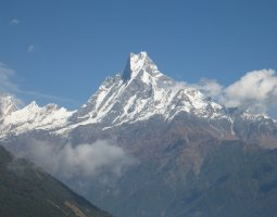 Tallest Mountains, Annapurna, Nepal, Himalaya, Peak view