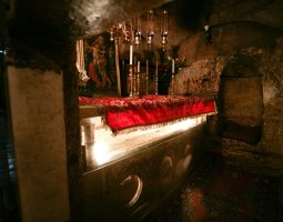 Tomb of the Virgin Mary, Jerusalem, Israel, Tomb 1
