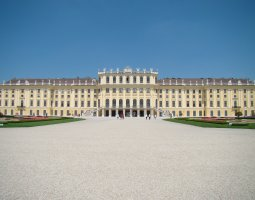 Vienna Architecture, Austria, The Schonbrunn Palace