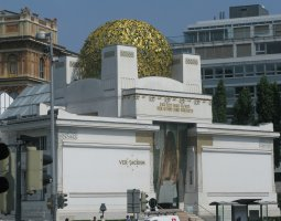 Vienna Architecture, Austria, Secession Building
