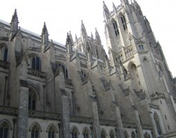 National Cathedral, Washington, U.S.A., Upper view