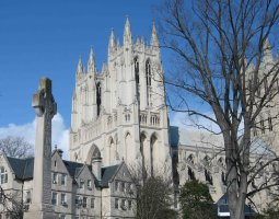 National Cathedral, Washington, U.S.A., Overview