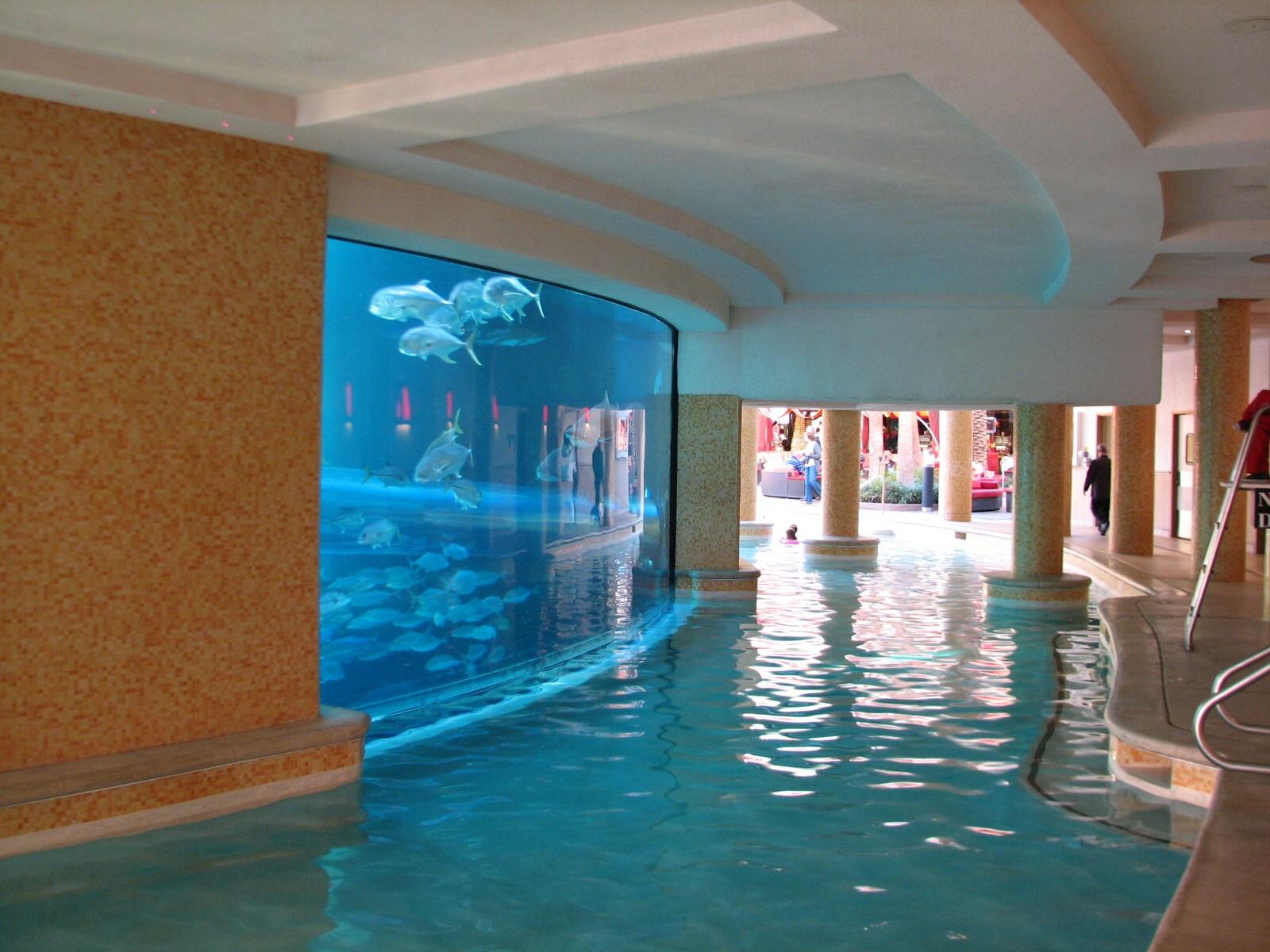 Vegas Hotel Indoor Pool 2018 World 39 S Best Hotels