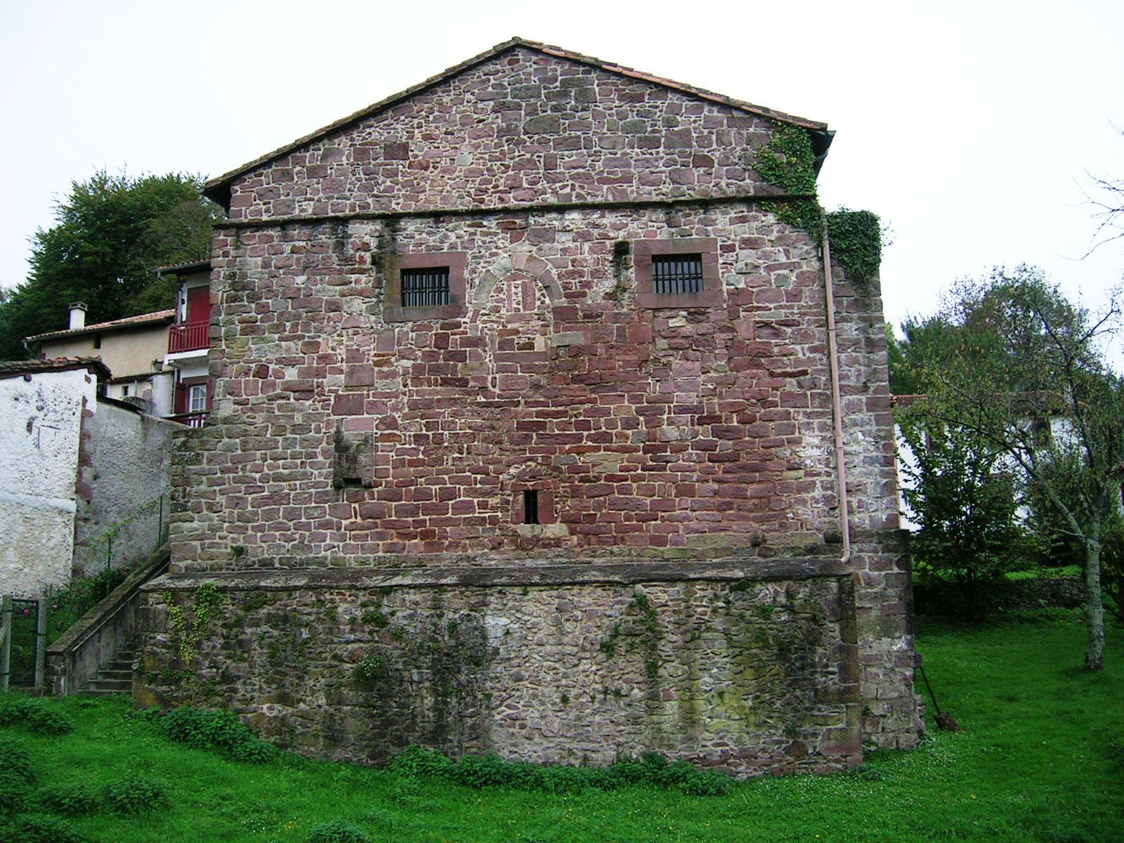 Saint jean pied de port france house architecture - Gites de france st jean pied de port ...