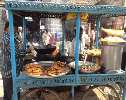 Holiday Food, Importance of street food preparation