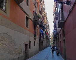 Barcelona Architecture, Spain, Streets 03