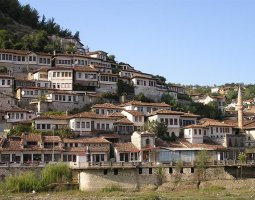 Berat, Albany, Europe, City Architecture 29