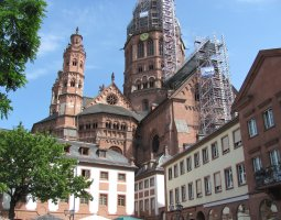 Mainz Cathedral, Germany, Renovation