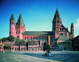Mainz Cathedral, Germany, Overview