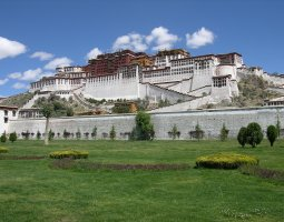 Potala Palace, Tibet, China, Overview